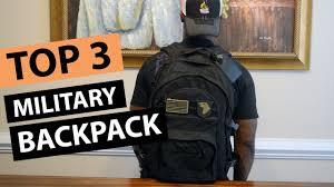 Top 3 <b>Military</b> Backpacks or <b>Assault Pack</b> - YouTube