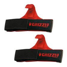 <b>Ремни для тяги</b> с крюком Grizzly Fitness Power Claws <b>Lifting</b> Hooks ...