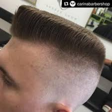 <b>Flat top</b> haircut