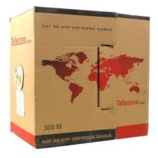 <b>Кабель</b> UTP <b>Telecom</b> TUM34702E UTP 5e 305 метров — купить ...