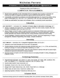 entry level computer programming resume template sample adobe pdf pdf rich text rtf microsoft word