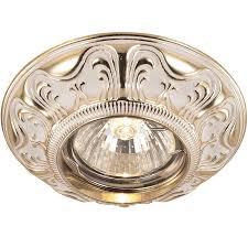 Встраиваемый <b>светильник Novotech</b> Vintage <b>369853</b> — купить в ...