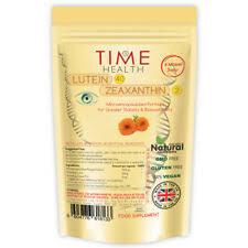 Zeaxanthin <b>Vegan</b> Vitamins & Minerals for sale | eBay