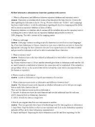 50 best informatica administrator interview questions answers 50 best informatica administrator interview questions answers node networking