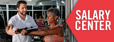 personal training salary center certified fitness trainer salary