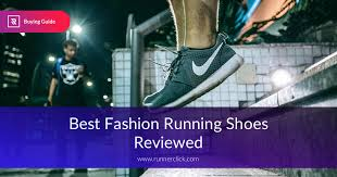 Best <b>Fashion Running Shoes</b> Reviewed in 2019 | RunnerClick