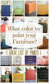 diy furniture restoration ideas. What Color To Paint Your Furniture 25 DIY Projects Diy Restoration Ideas