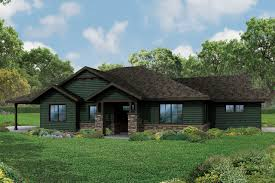 High Quality New Ranch Home Plans   Country Ranch Style House        Exceptional New Ranch Home Plans   New Craftsman Style Ranch House Plans