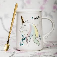 <b>Кружка Единорог</b> с ложкой Я <b>Эврика</b> Керамика - купить в ...