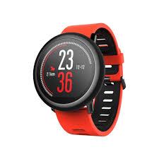 <b>Умные часы Xiaomi Huami</b> Amazfit Pace, красные купить в ...
