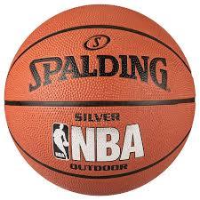 <b>Мяч баскетбольный SPALDING</b> NBA Silver