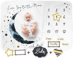 <b>Baby milestone blanket</b> | Etsy