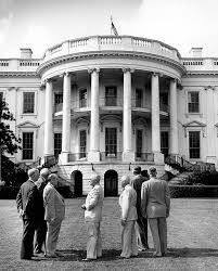 「President Harry Truman  family moved to whithouse」の画像検索結果