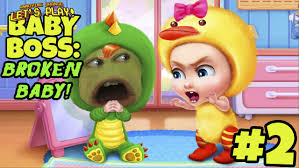 pear forced to play baby boss 2 broken baby pear forced to play baby boss 2 broken baby annoying orange gaming