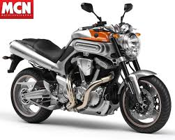 New <b>colour</b> for the 2008 Yamaha <b>MT</b>-<b>01</b> motorcycle | MCN
