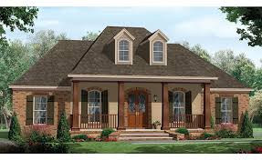 One story house plans   porchOne Story House Plans With Porch
