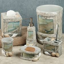 inspiration gallery seashell bathroom set