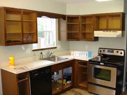 refinish oak kitchen cabinets picture