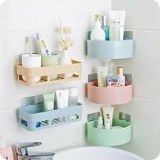 <b>Non Perforated Bathroom Rack</b> Double Deck Storage: Buy Home ...