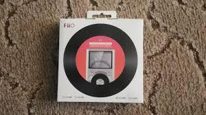 Обзор от покупателя на Цифровой <b>MP3</b>-<b>плеер Fiio</b> X1 black ...