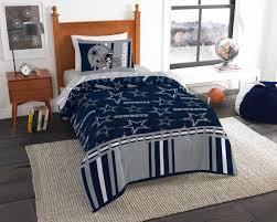 NFL Dallas Cowboys Bed In Bag Set - Walmart.com