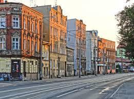 Nakielska street in Bydgoszcz