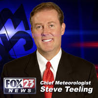 Biography: Steve Teeling is Chief Meteorologist at FOX23 News, joining the team in October, 2006. You can watch Steve on FOX23 News at 5 and 10. - Teeling_200x200