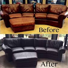 uploaded 1 year ago can you paint leather furniture