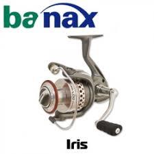 <b>Катушки Banax</b> - передний фрикцион