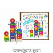 <b>Деревянные игрушки</b> фабрики <b>Краснокамская игрушка</b> - купить в ...