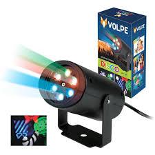 Светодиодный светильник-проектор <b>ULI</b>-<b>Q306</b> 4W/RGB BLACK ...