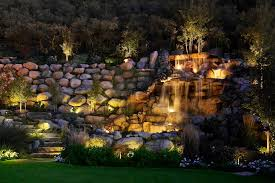pond lighting ideas. pond lighting ideas for creating a mood with
