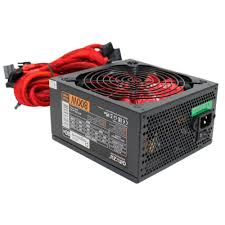 <b>Блок питания Ginzzu PC800</b> 14CM 80+ — купить в интернет ...
