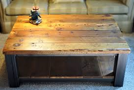 building your own rustic coffee table build your own rustic furniture
