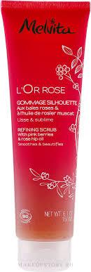 Melvita L'Or Rose Refining Scrub - <b>Моделирующий скраб для тела</b> ...