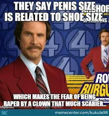 Clown Rape, Scary Enough? by kukula98 - Meme Center via Relatably.com