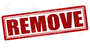 Image result for remove