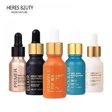 <b>HERES B2UTY</b> 24k Rose Gold/ Elixir Oil/ <b>vitamin c</b> oil/Invisible pores ...