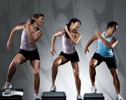 Image result for step aerobics