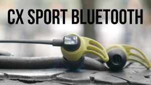 <b>Sennheiser CX Sport</b> Bluetooth | Обзор беспроводных спортивных ...