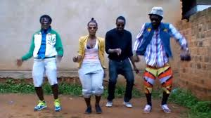 walk to work dance by party pipo ent reloaded
