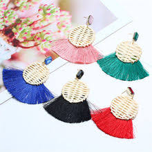Compare prices on Vintage Bohemian Earring Women 2019 - shop ...