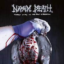 <b>NAPALM DEATH</b> | <b>Throes</b> of joy in the jaws of defeatism MEDIABOOK