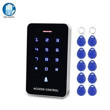 Buy <b>access control keypad rfid</b> and get free shipping on AliExpress