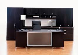 office desk cabinet full size of desk interesting rectangle black wooden black office desk chrome modern black wood office desk 4