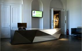 reception desk furniture office furniture front office lobby interior design bow front reception counter office