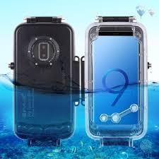 <b>PULUZ 40m</b>/<b>130ft</b> Diving <b>Waterproof Case</b> Smartphone Protective ...