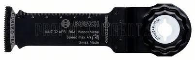 Погружное <b>пильное полотно BOSCH StarlockMax</b> BIM MAIZ 32 ...