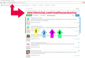 house cleaning and social media marketing angelaoberer > magic tweetchat room housecleaning savvy cleaner