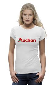 "Футболка Wearcraft Premium ""<b>Auchan</b>"" #2749683 от Анастасия ..."